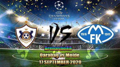 Prediksi Qarabag vs Molde 17 September 2020