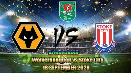 Prediksi Wolverhampton vs Stoke City 18 September 2020