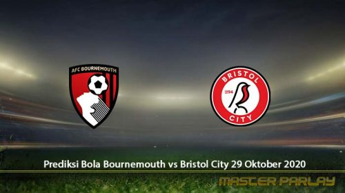 Prediksi Bola Bournemouth vs Bristol City 29 Oktober 2020
